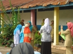 Pemberian Hadiah Lomba Da'i Cilik SDN 119 Palembang
