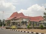 Gedung Rektorat Unsri Inderalaya