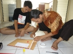 Prosesi Persiapan Pengiriman Form Beasiswa ke Nuffic-Neso